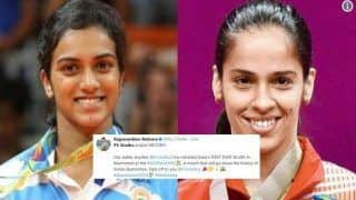 Asian Games 2018 in Jakarta And Medal Tally Day 10: Saina Nehwal, PV Sindhu Win Historic Medals in Women's Badminton, Break 58-Year-Old Drought, Twitter Erupts