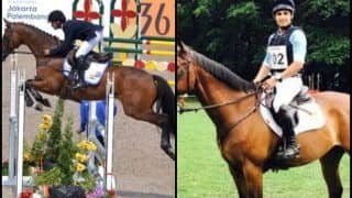 Asian Games 2018 Day 8: India's Fouaad Mirza Wins Silver Medal in Eventing Individual Equestrian Individual Event, Breaks 36-year-Old Drought as Medal Tally Reaches 30