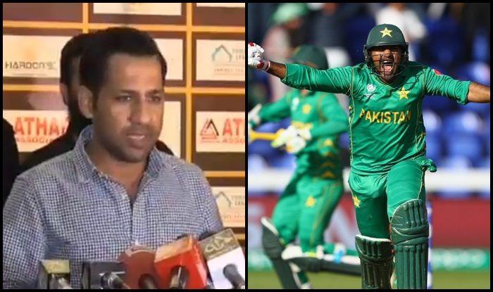 Pakistan Captain Sarfaraz Ahmed Says Want to Celebrate
