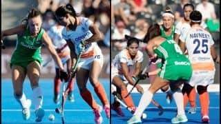 Women's Hockey World Cup 2018 Quarterfinals, India vs Ireland Match Report:  India Eves Knocked Out After a 1-3 Defeat in Quarters to Ireland