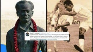 National Sports Day: PM Narendra Modi to Sachin Tendulkar, Prominent Personalities Pay Tribute to Major Dhyan Chand on His 113th Birth Anniversary