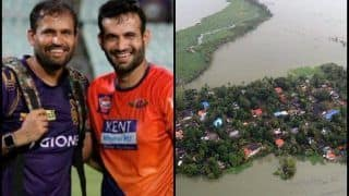 Kerala Floods: After Virat Kohli, Sanju Samson, Yusuf Pathan And Irfan Pathan's Kind Gesture For Victims is Winning Hearts