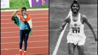 Asian Games 2018 at Jakarta And Palembang Day 9: Neeraj Chopra Wins Historic Javelin Gold, Joins Milkha Singh in Unique 60-Year-Old Record, India's Medal Tally Swell to 41