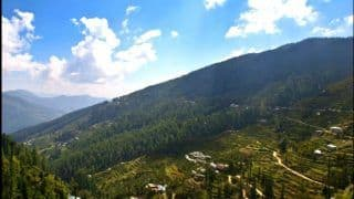 10 spectacular photos of Chail, the quaint hill station in Himachal Pradesh