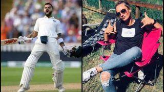 India vs England Test: Virat Kohli Becomes No 1 ICC Test Batsman, Danielle Wyatt Crowns Him