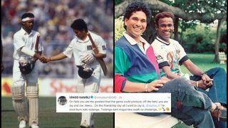 Happy Friendship Day 2018: Vinod Kambli's Message to Sachin Tendulkar Will Make You Teary-Eyed
