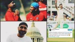 India vs England 2nd Test Day 4 Lord's: Harbhajan Singh Applauds Sachin Tendulkar's Subtle Dig at Him