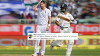 India vs England 1st Test Day 2 Edgbaston: Virat Kohli-James Anderson Contest Happening Finally And Twitter Goes Berserk