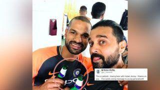 India vs England 3rd Test Nottingham: Shikhar Dhawan, Murali Vijay Get Trolled For Having Beer in Indian Jersey After Virat Kohli-Led Team India Beat Hosts by 203 Runs at Trent Bridge