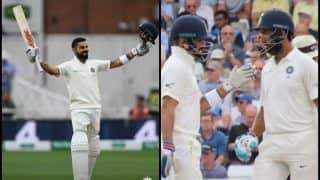 India vs England 3rd Test Day 3 Trent Bridge Report: Virat Kohli's 23rd Century, Cheteshwar Pujara's Grit Star, England Need 521 to Win