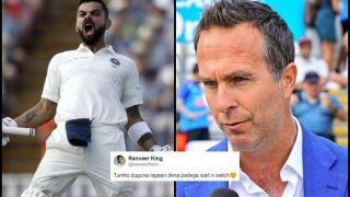 India vs England 1st Test Edgbaston: Former English Captain Michael Vaughan TROLLED After Virat Kohli-Led India Lost by 31 Runs