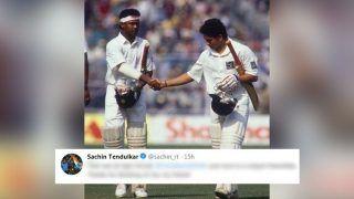 Sachin Tendulkar Responds to Vinod Kambli's Friendship Day Message And That is Winning Hearts