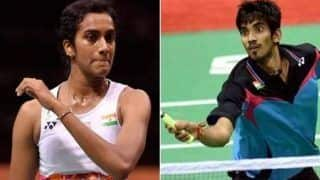 Latest BWF Rankings Released: Kidambi Srikanth, P.V. Sindhu Retain Their Positions in Top 10