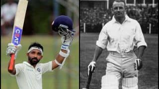 India vs England 2nd Test Lord's: Ajinkya Rahane's Don Bradman-Like Record in Second Test in Overseas Series Shows Virat Kohli-Led Team India Has Advantage