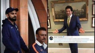 India vs England 2nd Test Lord's: Sachin Tendulkar Lauds James Anderson, Stuart Broad And Chris Woakes For Beating Virat Kohli-Led India