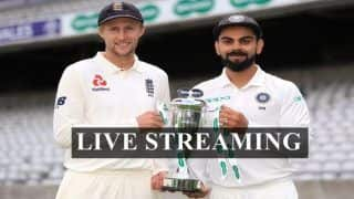 India vs England 2nd Test Lord's Day 1 Live Streaming: When And Where to Watch the Match on TV