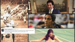 Sachin Tendulkar, PV Sindhu, Akshay Kumar, Sania Mirza Laud 'Gold' Trailer, Film on Independent India's First-Ever Olympic Gold in Hockey