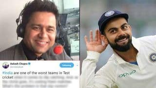 India vs England 2nd Test Lord's: Aakash Chopra Talks of Virat Kohli-Led Team India's Slip Catching, Sparks Debate