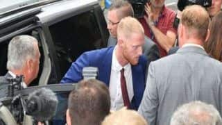 India vs England Test: Ben Stokes Arrives For Court Trial in Bristol Nightclub Case