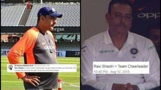 India vs England 2nd Test Lord's: Fans on Twitter Want Ouster of India Coach Ravi Shastri After Virat Kohli-Led Team Lost by an Innings & 159 Runs