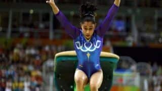 Artistic Gymnastics World Cup: Dipa Karmakar Qualifies For Vault Finals, B Aruna Reddy Crashes Out With Knee Injury