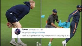India vs England 4th Test Day 1 Southampton: England Cricket Twitter Handle Asks For Predictions, Fans Feel Virat Kohli-Led India Will Win?