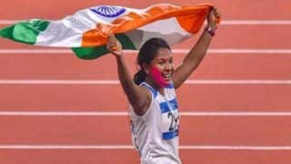 Asian Games 2018 in Jakarta And Palembang: Swapna Barman Wins Heptathlon Gold, Posts Heartwarming Tweet For Fans