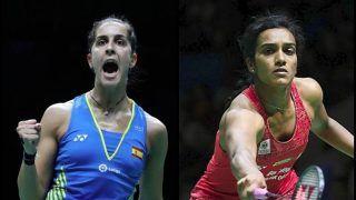 Highlights BWF World Championship 2018 Women's Final: PV Sindhu vs Carolina Marin As it Happened