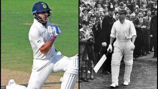 India vs England 1st Test Day 2 Edgbaston: Virat Kohli Just Behind Sir Donald Bradman in Elite List