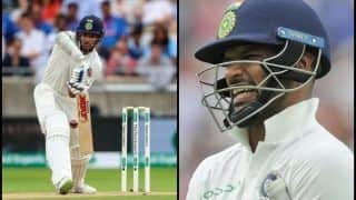 India vs England 2nd Test Lord's Day 1: Not KL Rahul, Shikhar Dhawan Set to be Dropped From Virat Kohli-Led Team India as Cheteshwar Pujara Will Slot in?