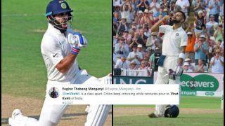 India vs England 1st Test Day 2 Edgbaston: Indian Captain Virat Kohli Slams Record-Breaking 22nd Test Century, Twitterati Tout Him as GOAT