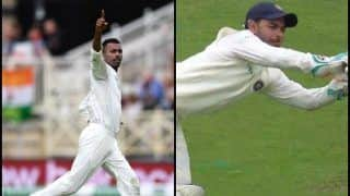 India vs England 3rd Test Day 2 Trent Bridge: Hardik Pandya Records Career-Best Figures With Five-Wicket Haul, Rishabh Pant Also Made Record Books