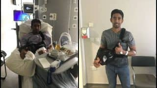 India vs England 1st Test Edgbaston Day 1: Injured Wicketkeeper Wriddhiman Saha Undergoes Shoulder Injury Surgery in Manchester, BCCI Wishes Speedy Recovery