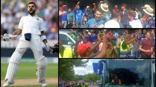 India vs England 1st Test Edgbaston: When Virat Kohli-Led team India Was Mocked by Barmy Army, English Fans -- WATCH