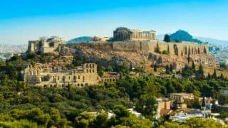 Acropolis of Athens: Stunning Images of the Ancient Greek Citadel Will Take You Back in Time