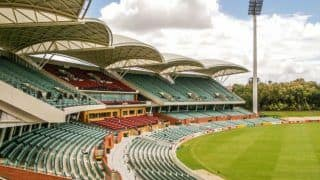 South Australia's Adelaide Oval To Host Summer Test Series Opener between India & Australia in December 2018