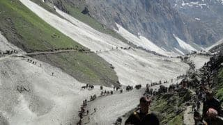 No Amarnath Yatra This Year Due to COVID-19, Aarti to be Live Telecast: J&K Govt