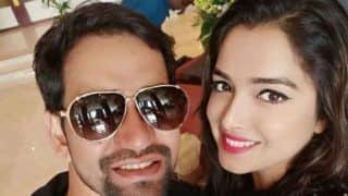 Bhojpuri Bombshell Amrapali Dubey And Superstar Dinesh Lal Yadav Aka Nirahua's Selfie is All About Couple Twinning Goals; Check Picture