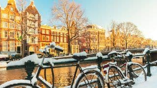 Photos of Amsterdam in Winter Will Leave You Enchanted!