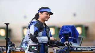 Asian Games 2018: Apurvi Chandela and Ravi Kumar Settle For Bronze in 10m Air Rifle Mixed Team Event