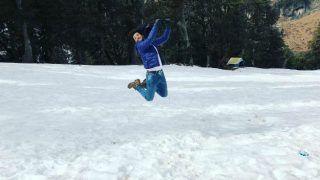 This Photo of Actor Arjun Bijlani Beautifully Captures the Spirit of Manali