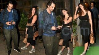 Arjun Rampal Spotted With Hot Designer Gabriella Demetriades On Dinner Date; Check Out Pics