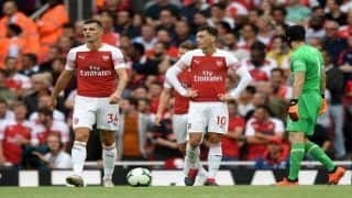 Arsenal Makes Tough Start to Season, New Coach Emery's Evolution Set For a Slow Burner