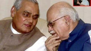 Atal Bihari Vajpayee Dead: LK Advani Pens Heartfelt Note, Says The BJP Stalwart Was His Closest Friend For 65 Years