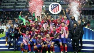 Atletico Madrid Defeats Derby Rivals Real Madrid to Win The UEFA Super Cup