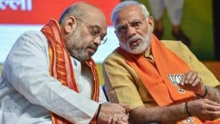 Survey Reveals BJP Will Fall Short of Majority if Lok Sabha Polls Are Held Today, Modi Remains Favourite PM Candidate