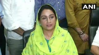 1984 Anti-Sikh Riots Case: One Congress 'Magarmach' Down, Says Harsimrat Badal as Sajjan Kumar Goes to Mandoli Jail to Serve Life Imprisonment