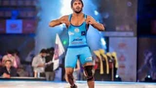 Asian Games 2018 Day 1: Wrestler Bajrang Punia Wins Historic Gold in Men's Freestyle 65 kg Category, Beats Daichi Takatani 11-8