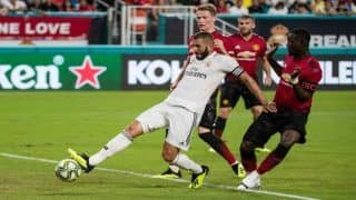 Manchester United Beat Real Madrid in International Champions Cup