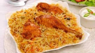 Hungry For Biryani? Here Are 14 Places in Bangalore That Will Make You Drool